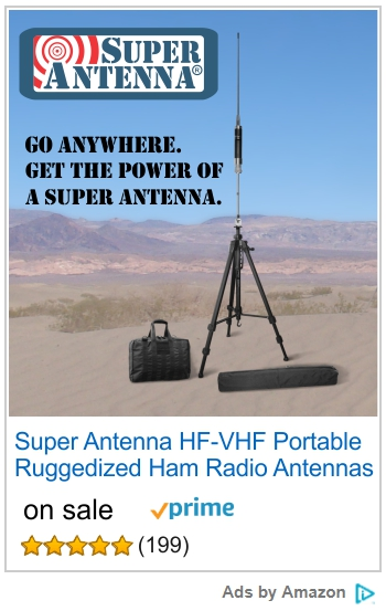 Super Antenna: Go Anywhere. Get the Power of a Super Antenna