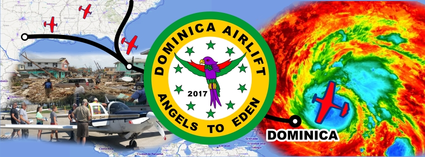 Dominica Airlift
